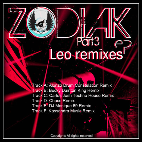 Zodiak EP – Leo (The Remixes)