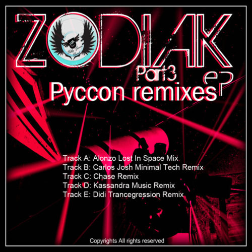 Zodiak EP – Pyccon (The Remixes)