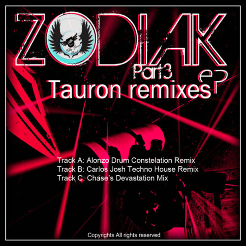 Zodiak EP – Tauron (The Remixes)