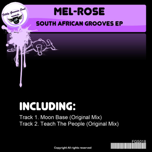 South African Grooves EP