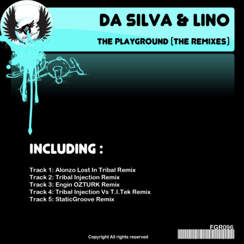 The Playground (The Remixes)