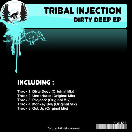 Dirty Deep EP