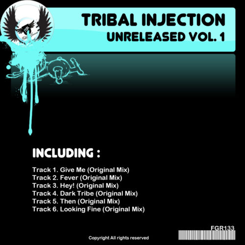 Unreleased Vol 1